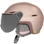 Giro Essence Mips Damen-Skihelm Matte Rose Gold