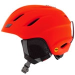 Giro Nine Mips Herren-Skihelm Matte Glowing Red