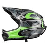 Giro Remedy S CF Helm (Green Carbon) 2014