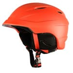 Giro Seam Herren-Snowboardhelm Matte Glowing Red