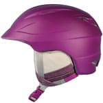 Giro Sheer Damen-Skihelm Matte Berry