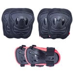 K2 Marlee Pad Set Black/Pink