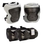 K2 Moto Pad Set Black/Grey