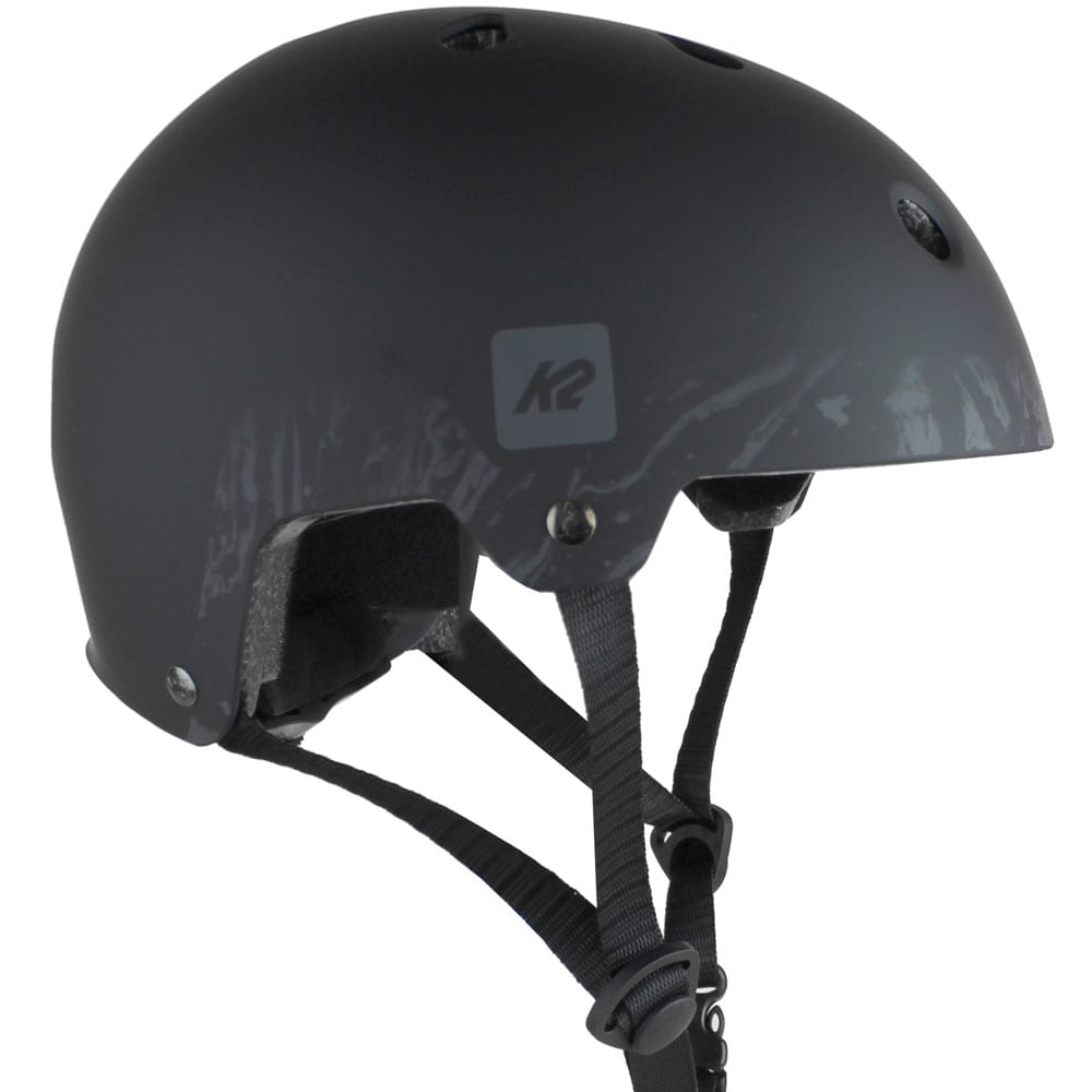 K2 Varsity Junior Kinder-Skatehelm Black