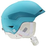 Salomon Quest Damen-Skihelm Scuba Blue