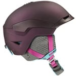Salomon Quest W Damen-Skihelm Pinot Noir