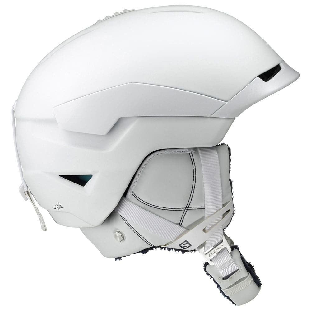 Salomon Quest Damen-Skihelm White