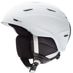 Smith Aspect Snowboardhelm Matte White