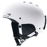 Smith Holt Skihelm (matte white)