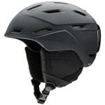 Smith Mirage Snowboardhelm Black Pearl