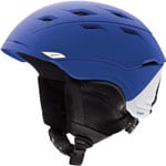 Smith Sequel Skihelm Matte Klein Blue Split