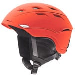 Smith Sequel Skihelm Matte Sriracha