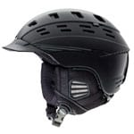 Smith Variant Brim Skihelm (matte black) 2013