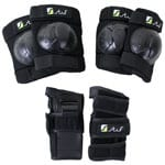 Stuf Basic Junior Protector Set Black/Green