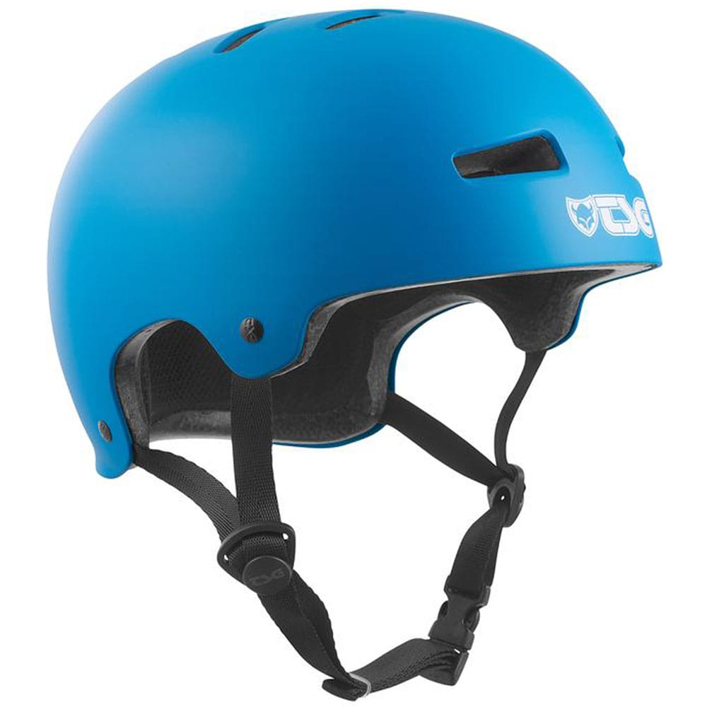 TSG Evolution Solid Color Skatehelm Satin Dark Cyan