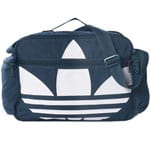 Adidas Airliner Canvas Messenger Bag S20066 Petrol Ink