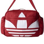 adidas Airliner Canvas Messenger Bag S20067 Power Red