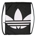 adidas Originals Gymsack Trefoil Turnbeutel Black/White