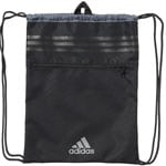 adidas 3 Stripes Performance Gym Bag Turnbeutel Black