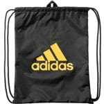 adidas Performance Logo Gym Bag Turnbeutel Black/Equipment Yellow