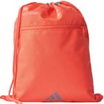 adidas 3 Stripes Performance Gym Bag Turnbeutel Easy Coral