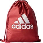 adidas Performance Logo Gym Bag Turnbeutel Gymsack Mystery Red