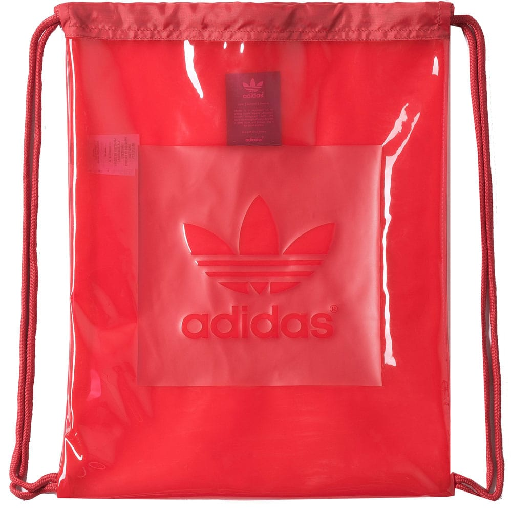adidas Originals Gymsack Adicolor Turnbeutel Lush Red