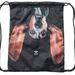 adidas Originals Puppy Pack Gymsack Turnbeutel Black
