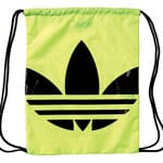 adidas Originals Gymsack Trefoil Turnbeutel Solar Yellow/Black