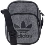 adidas Originals Mini Bag Jersey Umhängetasche Grey