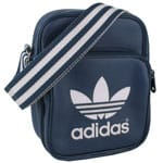 adidas Originals Mini Bag Umhängetasche Navy/White