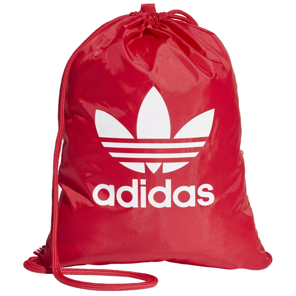 adidas Originals Gymsack Trefoil Turnbeutel Real Red