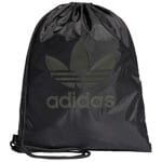 adidas Originals Gymsack Trefoil Turnbeutel Black Night Cargo