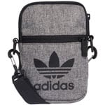adidas Originals Festival Bag Black White