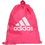 adidas Performance Logo Gym Bag Turnbeutel Shock Pink