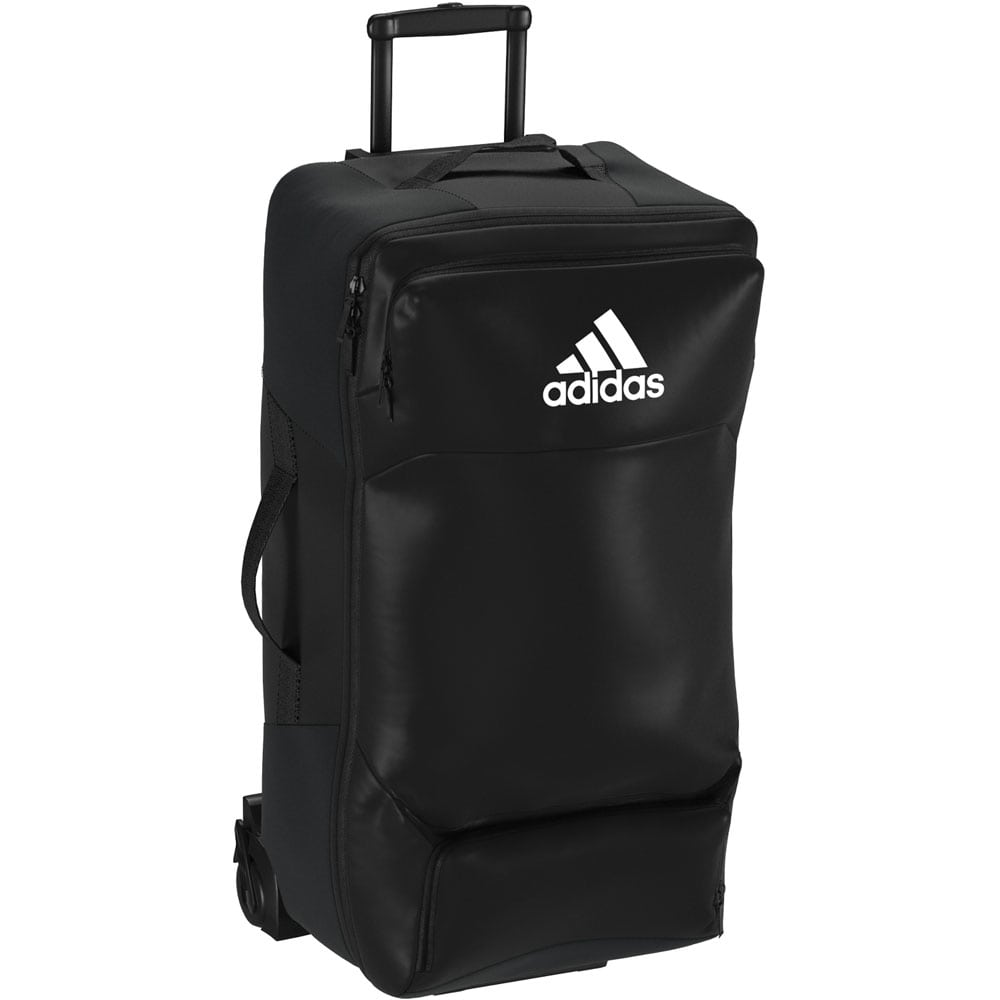 adidas Performance Team Trolley L Rollkoffer Black/Black/White