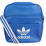 adidas Originals Sir Bag Adicolor Umhängetasche Bluebird/White