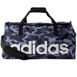 adidas Performance Linear Teambag Medium Sporttasche Blue Camo