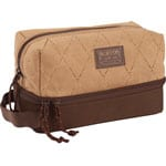 Burton Low Maintenance Kit Kosmetiktasche Beagle Brown Wax