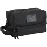 Burton Low Maintenance Kit Kosmetiktasche True Black Triple Ripstop