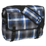 Burton Synth Messenger 18L Umhängetasche (cobalt springer plaid)