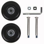 Burton Wheel Replacement Kit Ersatzrollen für Trolleys