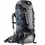 Deuter Aircontact PRO 60+15 33827 (granite black) 2013
