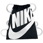 Nike NK Heritage Gym Sack Black/White