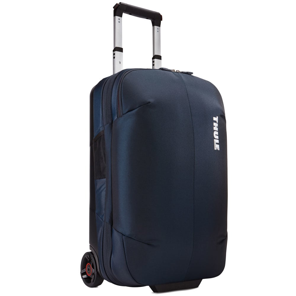 Thule Subterra Carry On 55cm 22 Zoll 36 Liter Rollkoffer Mineral Blue
