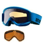 Anon Helix Snowboardbrille (Blue/Silver Amber)