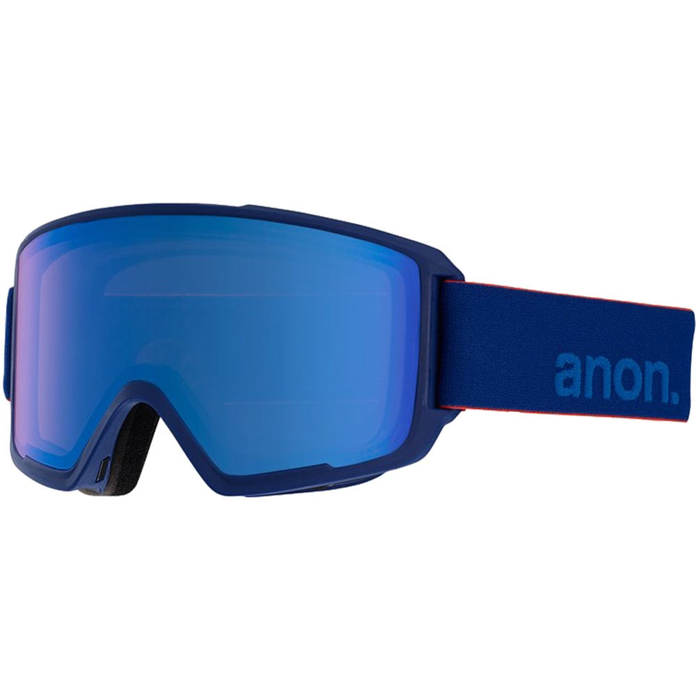 anon M3 Goggle Blue/Sonar Infrared Blue