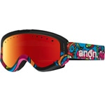 Anon Tracker Junior Skibrille 10768102-928 Wild Thing/Red Amber 2016