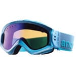 Anon Majestic Snowboardbrille (Lady Luck) Blue Solex
