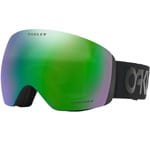 Oakley Flight Deck Skibrille Factory Pilot Blackout/Prizm Jade